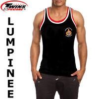 TWINS SPECIAL MUAY THAI BOXING T-SHIRT TRAINING LUMPINEE MEN KICKBOXING MMA UFC