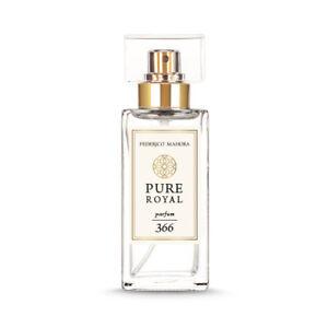 FM 366 Pure Royal Parfüm | Federico Mahora | verführerisch für Damen | 50ml