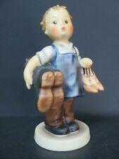 "Hummel Boy with Boots #143/0 5"" Tall"