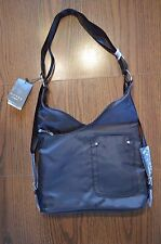 Mosey By Baggallini The Bucket Convertible backpack Black BUC806RV NEW W/DEFECT
