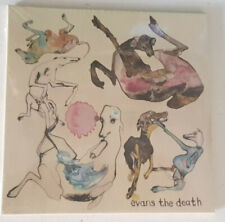CD Album Evans The Death - Expect Delays  New & Sealed