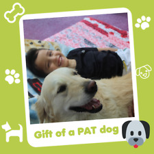 Helen & Douglas House Charity Virtual Gift that Gives Twice - PAT a Dog £16