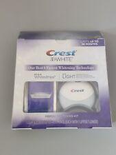 Crest 3D Whitestrips White Strip Light