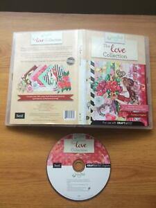 Serif - Craft Artist - Daisytrail - The Love Collection