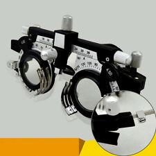 Professional Optical Eye Optometry Test Trial Lenses Frame Adjustable NEW