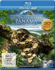 Weltnaturerbe Panama 3D - La Amistad Nationalpark (+ 2D Version) [Blu-ray 3D]