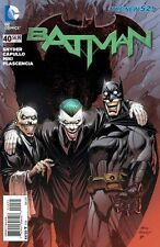BATMAN Vol. 2 #40 (2011) - [DC Comics New 52] * Endgame Pt. 6 * - Kubert Variant