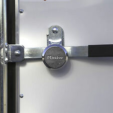 Master Lock 6271KA Hidden Shackle Padlock KEYED ALIKE Cargo Trailer Round Secure