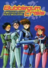 Bubblegum Crisis [New DVD] Bubblegum Crisis [New DVD] Boxed Set, Collector's E