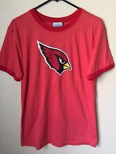 Arizona Cardinals football vintage fit shirt athletic teen men's T-shirt Euc