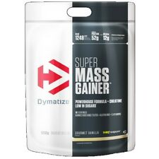Dymatize Super Mass 5.2kg Weight Gainer Whey Protein Powder Carbohydrate Vanilla