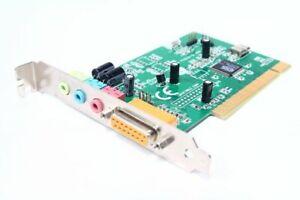TerraTec Promedia TTSOLO1-SL PCI Computer Sound-Card Audio Card Game / Midi Port