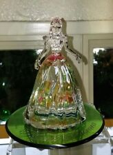 New Walt Disney Parks Arribas Aurora Blown Glass Figure Figurine Sleeping Beauty