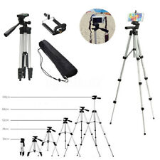 ☆ Professional Camera Tripod Stand Mount + Holder Carry Bag for Mobile Phone