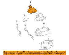 TOYOTA OEM Emission Vapor Canister-Vacuum Regulator 258600S020