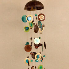 Coconut and Shell Chime Green