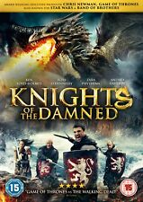 Knights Of The Damned (DVD) (NEW) (DRAGON, ACTION)(REGION 2)
