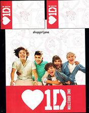 One Direction - Design 09 - Double/US Full Bed Quilt Doona Duvet Cover Set