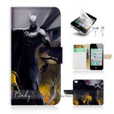 Batman Mobile Phone Wallet Cases for iPhone 5c