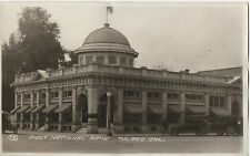 First National Bank Tulare, California RPPC c. 1920