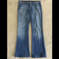 Citizens of Humanity Ingrid #002 Stretch Low waist Flare Jeans Women's Size 30
