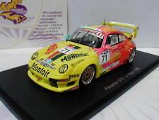 Spark s4758-Porsche gt2 No. 71 le mans 1998 m. maisonneuve, m. monteiro 1:43