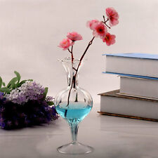 Romantic Glass Bowl Vase Wedding Home Table Decoration Flower Supplies