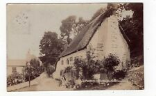 DEVON, BABBACOMBE, FISHERMAN'S COTTAGE, 1906,RP