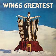 WINGS - Wings Greatest (LP) (G+/G+)