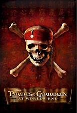 PIRATES OF THE CARIBBEAN ~ AT WORLD'S END ADVANCE 27x39 MOVIE POSTER