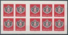 MONACO - N°2280 - Carnet Autoadhesif de 10 Timbres Neufs** // 2000