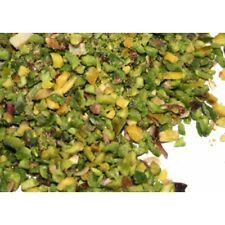 Gehackt von pistazien in packung 1 kg.