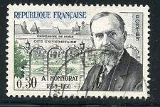 STAMP / TIMBRE FRANCE OBLITERE N° 1277 ANDRE HONNORAT