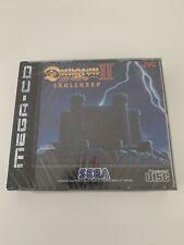 Sega Mega CD Game - Dungeon Master II 2 Skullkeep - Rare - Never Opened Sealed