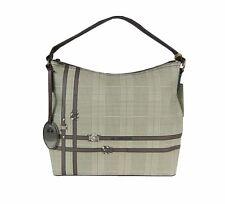 LA MARTINA Tasche,Bag,Santa Clara,Shopper,Women,Damen,Donna,Logo,Beige,Braun,NEU