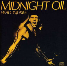 MIDNIGHT OIL - Head Injuries CD *NEW* 1979 Gold Series