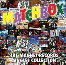 The Magnet Records Singles Collection 5013929054929 by Matchbox CD