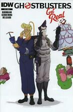 Ghostbusters: Get Real #3 VF; IDW | save on shipping - details inside