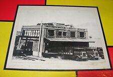 Timberline 2 Story Brick Warehouse 1004-2495 HO Scale Mint