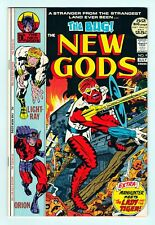 DC Comics New Gods Volume 1 #9 1972 VF+ 8.5 Kirby Art First Forager LI-01