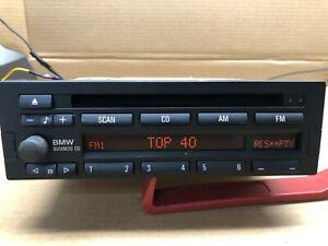 BMW BUSINESS CD PLAYER RADIO STEREO E36 E34 E31 E30 M3 Z3 RDS BLAUPLUNKT CD43