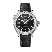Omega Seamaster Planet Ocean Master cronometro 39.5 mm-mai indossato con box & Papers