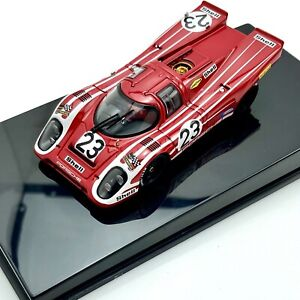 Rare Porsche 917K By AutoArt In Scale 1:43 1970 Le Mans Winner