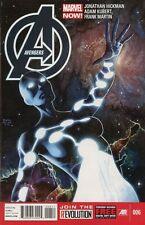 Avengers #6 (NM)`13 Hickman/ Kubert (1st Print)