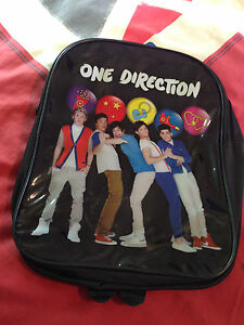 One Direction 30cm School Backpack