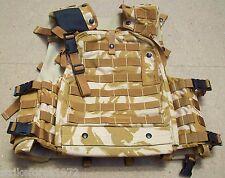 NEW - Desert Osprey Mk3 Body Armour Flak Vest Cover Complete - New Size 200/116