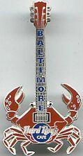 "Hard Rock Cafe Baltimore 2000 "" Kratzbürstig "" Krabbe Gitarre Pin - Hrc Katalog"