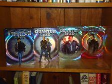 Quantum Leap Dvd Set Seasons 1 2 3 4 Scott Bakula Dean Stockwell Time Travel