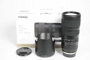 Tamron A025 AF 70-200mm f2.8 SP Di VC USD G2 Lens Canon EF #463