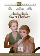 Hush Hush Sweet Charlotte 0024543131311 With Bruce Dern DVD Region 1